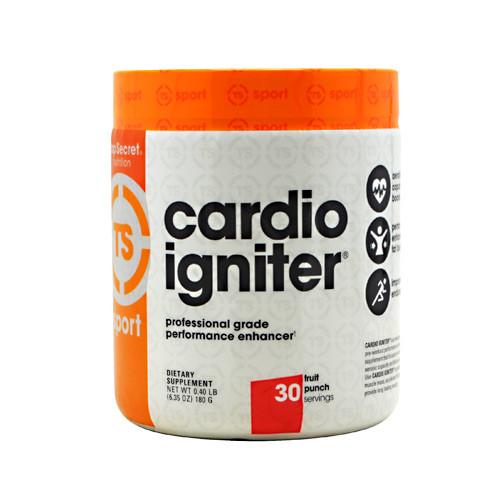 Cardio Igniter 30sv Top Secret Nutrition (Hot!)