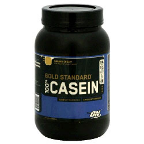 100% Casein Protein (Gold Standard) 2lb Optimum Nutrition