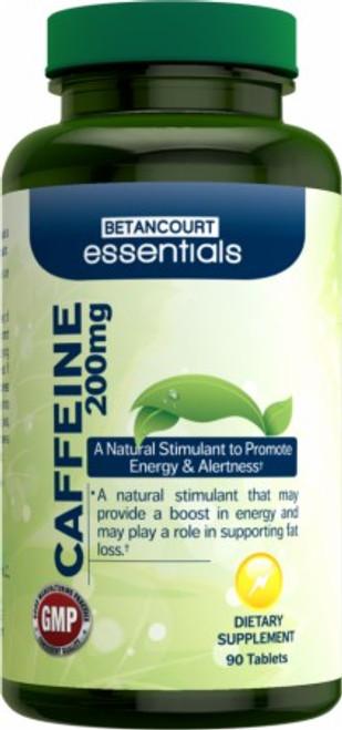 Clearance Caffeine 120ct Betancourt Essentials