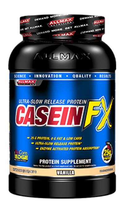 CLEARANCE Casein FX 2lb AllMax Nutrition