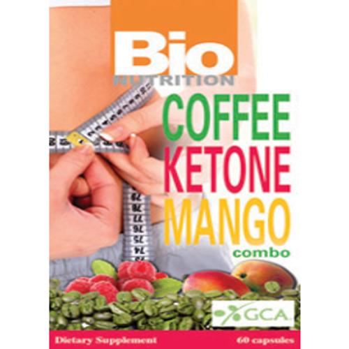 Coffee Ketone Mango Combo 60ct Bio Nutrition