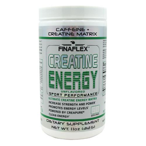 Creatine Energy 60/srv Finaflex
