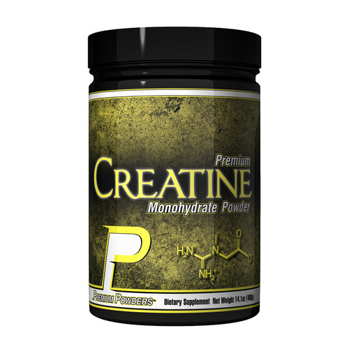 Creatine Monohydrate by Premium Powders 400g