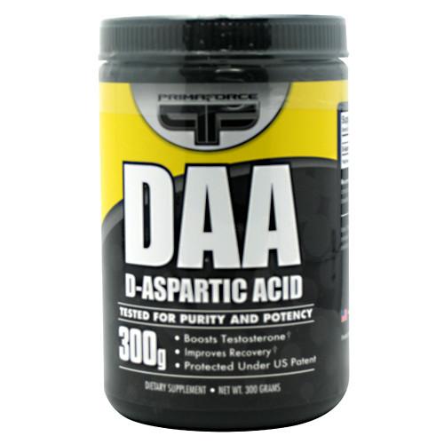 DAA (D-Aspartic Acid) by PrimaForce 300g
