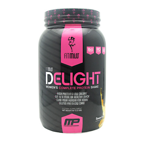 Delight Protein by FitMiss 2lbs