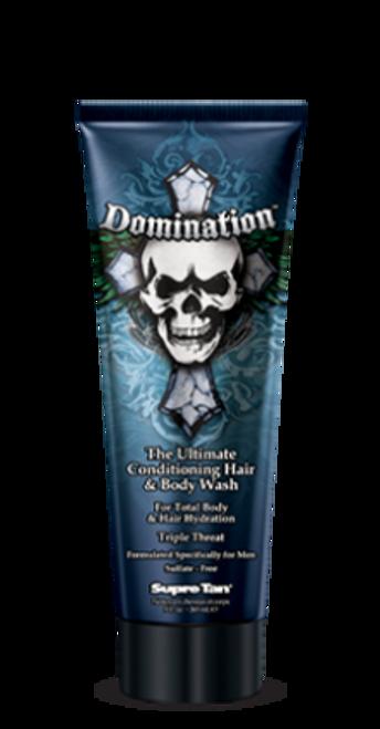 Domination Triple Threat Hair & Bodywash 9oz Supre