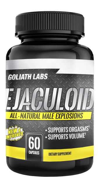 Ejaculoid 60ct Goliath Labs