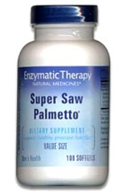 Enzymatic Therapy Saw Palmetto Complex, 180 softgels