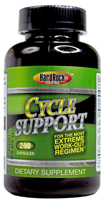 Cycle Support 240ct Hard Rock Supplements