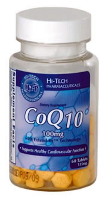 CoQ10 by Hi-Tech 60ct