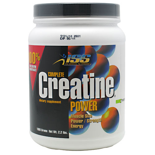 Complete Creatine Power 1000g ISS Research