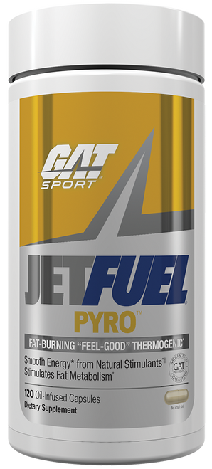 Jet Fuel Pyro 120ct GAT