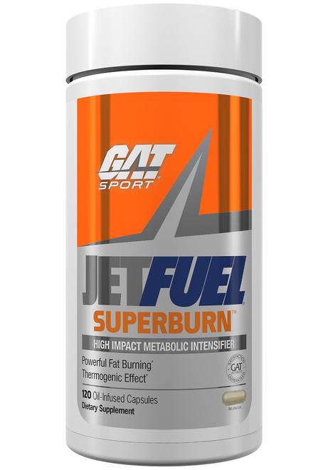 Jetfuel Superburn 120ct GAT