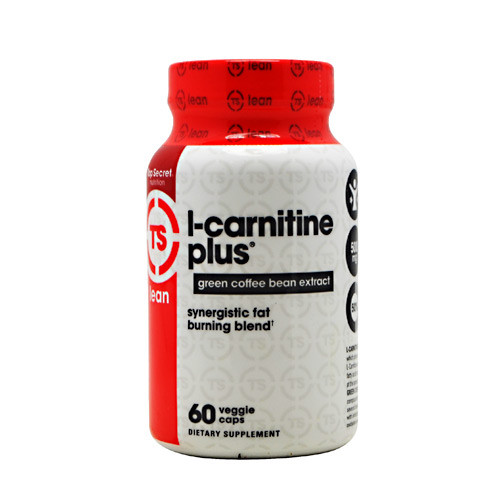 L-Carnitine Plus Green Coffee 60ct Top Secret Nutrition