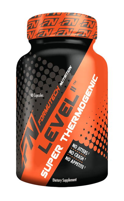 Level II Thermogenic 90ct Formutech Nutrition