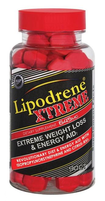Lipodrene Xtreme v2.0 90ct Hi-Tech (Raspberry Ketones)