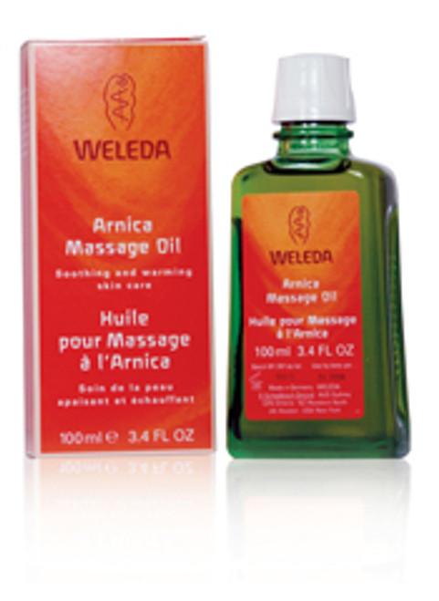 Arnica Massage Oil 3.4oz Weleda