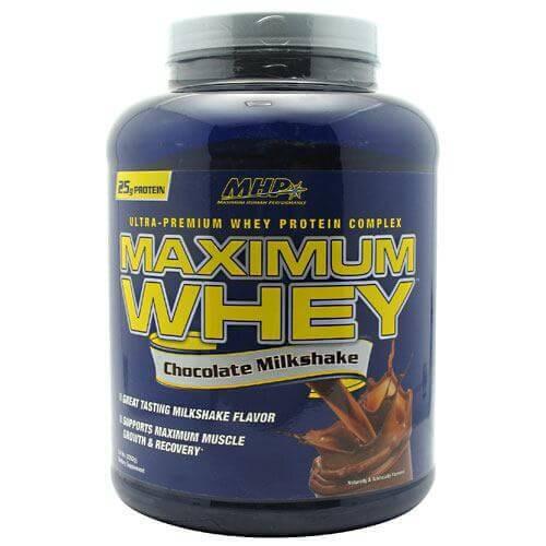 Maximum Whey 5lb MHP