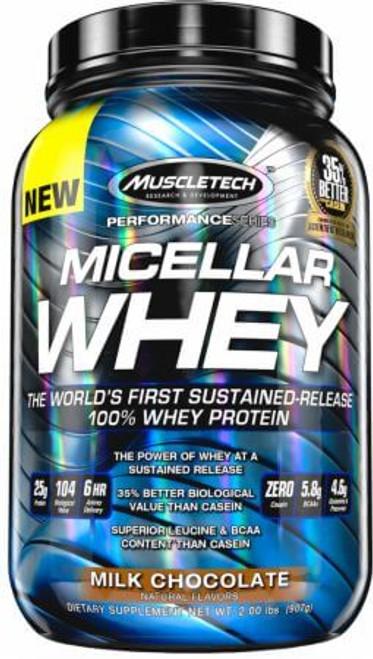 Micellar Whey 2lb MuscleTech