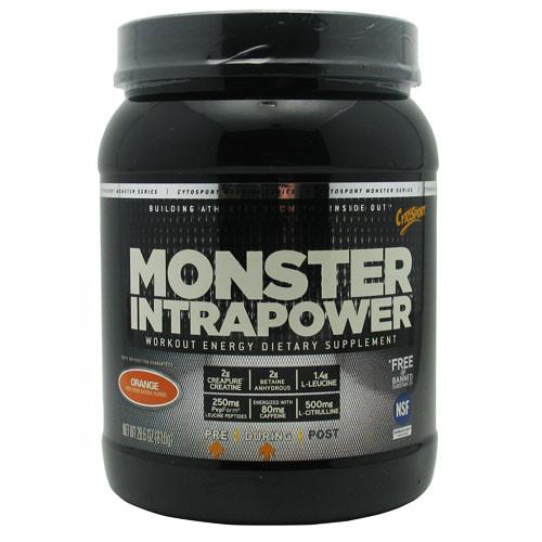 Monster IntraPower by CytoSport 30sv