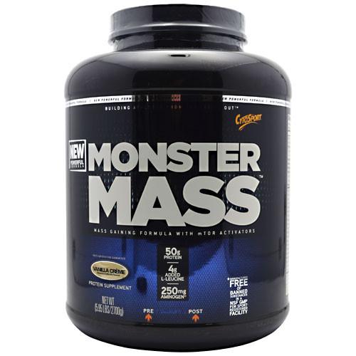 Monster Mass 5.95lb Cytosport