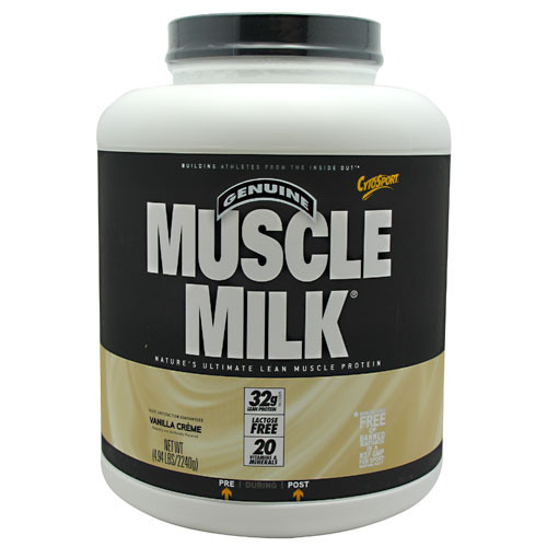 Muscle Milk 4.9lb CytoSport