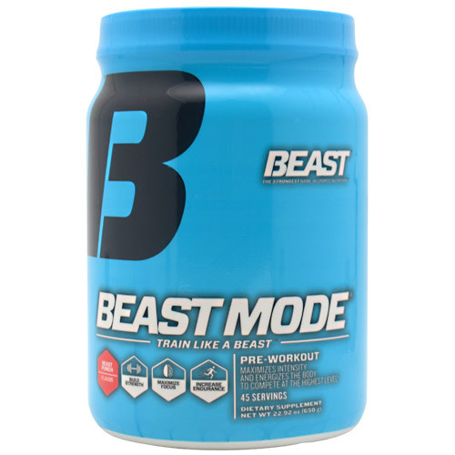 Beast Mode by Beast Sports Nutrition 450g
