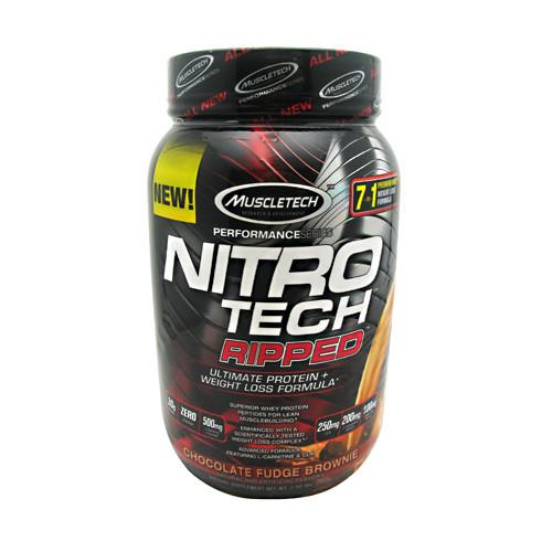 Nitro Tech Ripped 2lb MuscleTech
