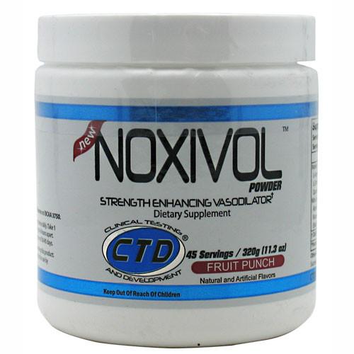 Noxivol Powder by CTD Labs 320g