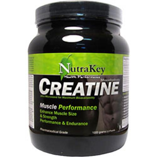 Creatine Monohydrate 1000g Nutrakey