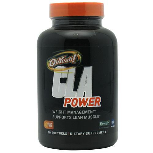 Oh Yeah! CLA Power by ISS Research 90ct