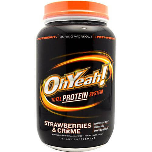 OhYeah! Protein 2.4lb ISS