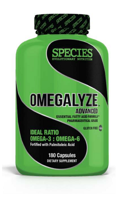 Omegalyze 180ct Species Nutrition