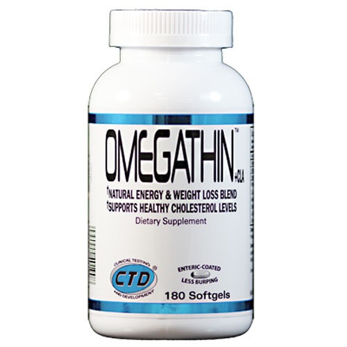 Omegathin 180ct CTD Labs