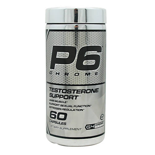 P6 Chrome 60ct Cellucor