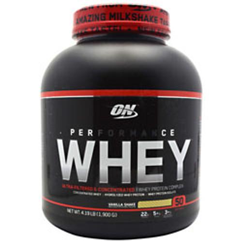 Performance Whey 4.3lb Optimum Nutrition