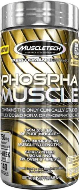 Phospha Muscle 140ct MuscleTech