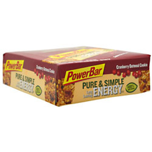 Powerbar Pure & Simple 15pk