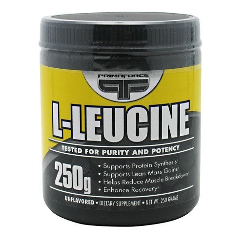 L-Leucine by PrimaFORCE 250g