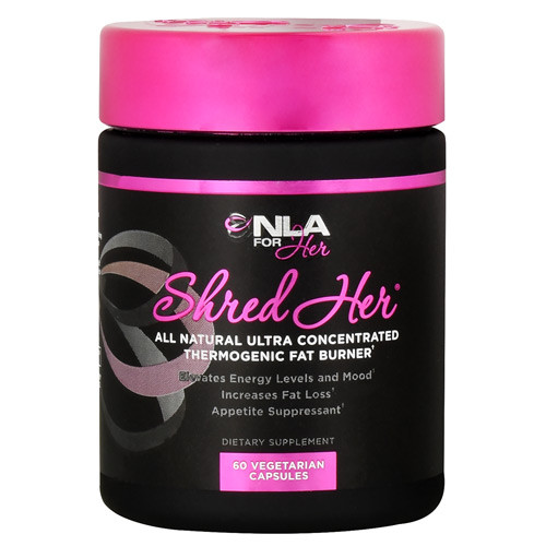 SHRED HER by NLA Performance 60ct