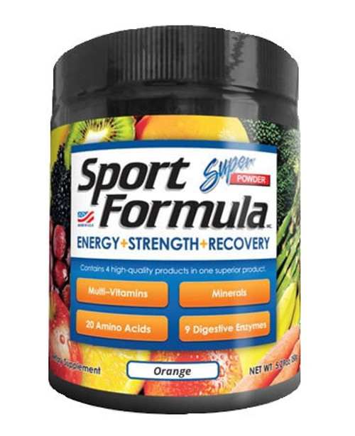 Sport Formula Powder Vitamin Tub 30sv