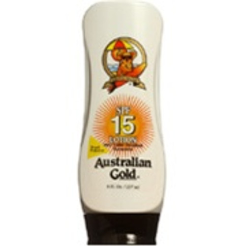 SPF15 Sun Block Lotion (Australian Gold)