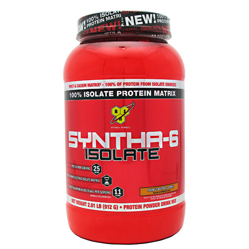 Syntha-6 Isolate 2lb BSN Sports