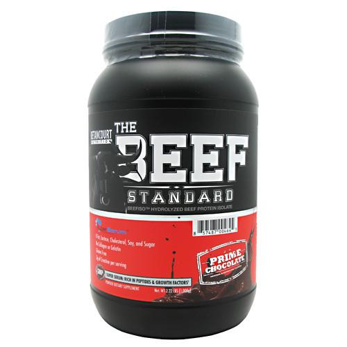 The Beef Standard 2.2lb Betancourt Nutrition