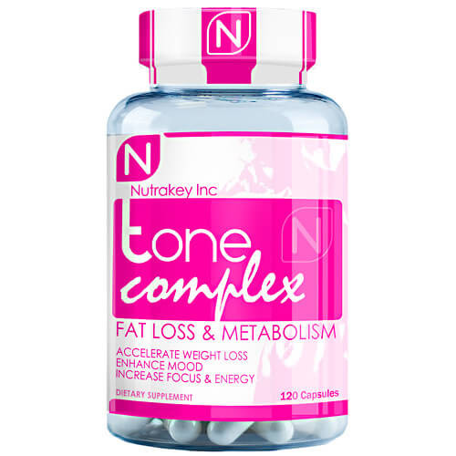 Tone Complex 120ct Nutrakey