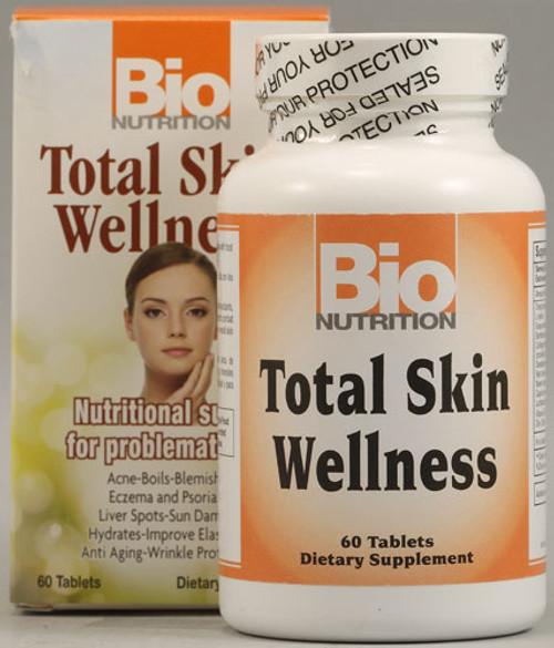 Total Skin Wellness 60ct Bio Nutrition