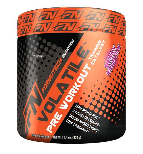 Volatile 324g Formutech Nutrition