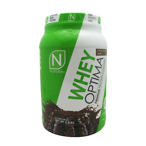 Whey Optima 30sv Nutrakey