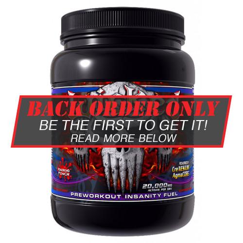 Wicked Preworkout 30sv Innovative Labs