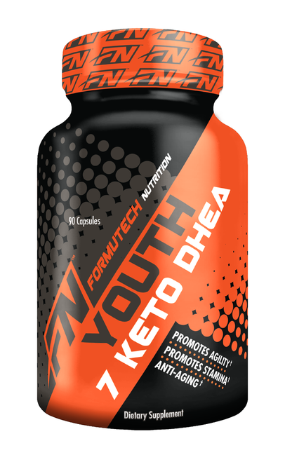 Youth 7 Keto DHEA by Formutech Nutrition 90ct